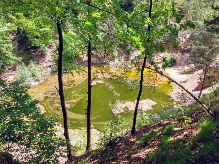 Rudawy Janowickie i kolorowe jeziorka