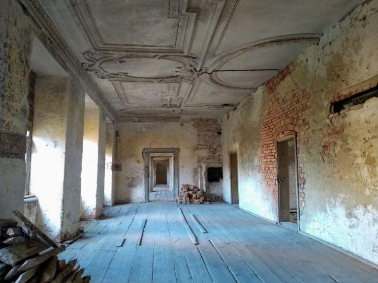 Zamek Joannitów w Swobnicy